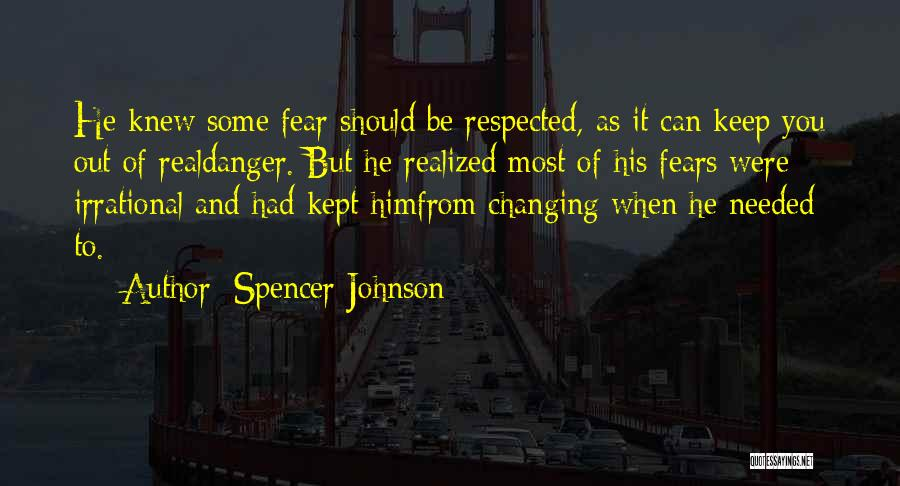 Spencer Johnson Quotes 759091