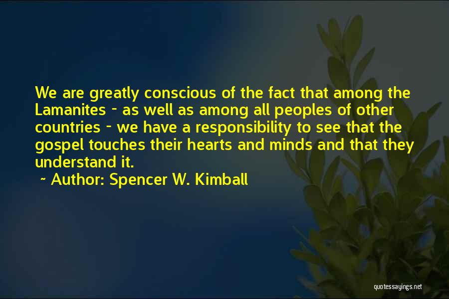 Spencer W. Kimball Quotes 1013111