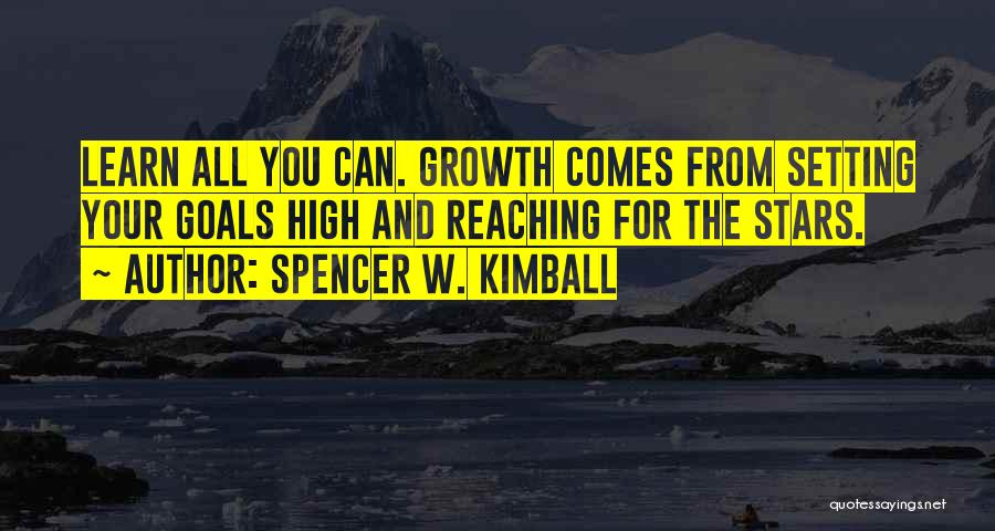 Spencer W. Kimball Quotes 1015987