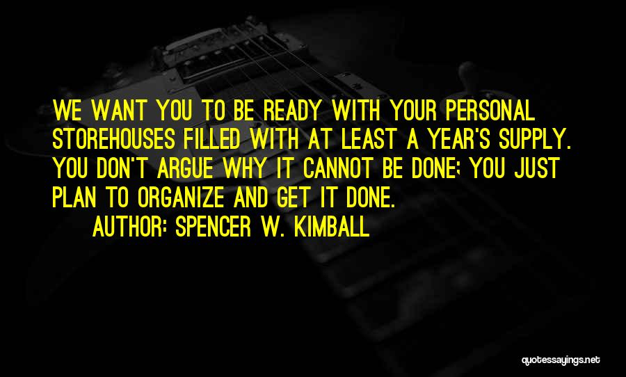Spencer W. Kimball Quotes 1027275