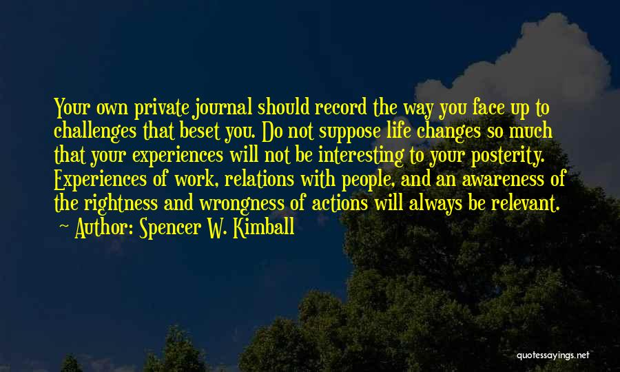 Spencer W. Kimball Quotes 1081653