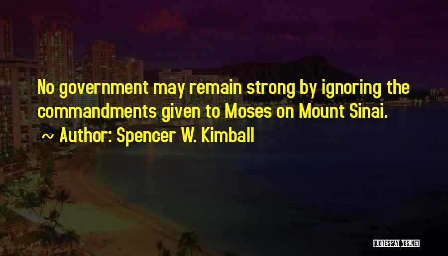 Spencer W. Kimball Quotes 1267445