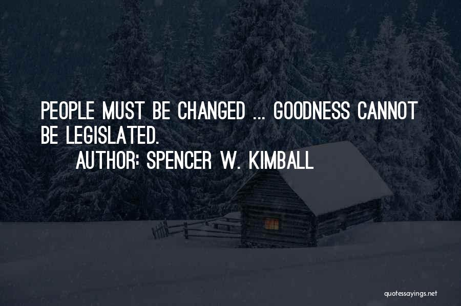 Spencer W. Kimball Quotes 1334284