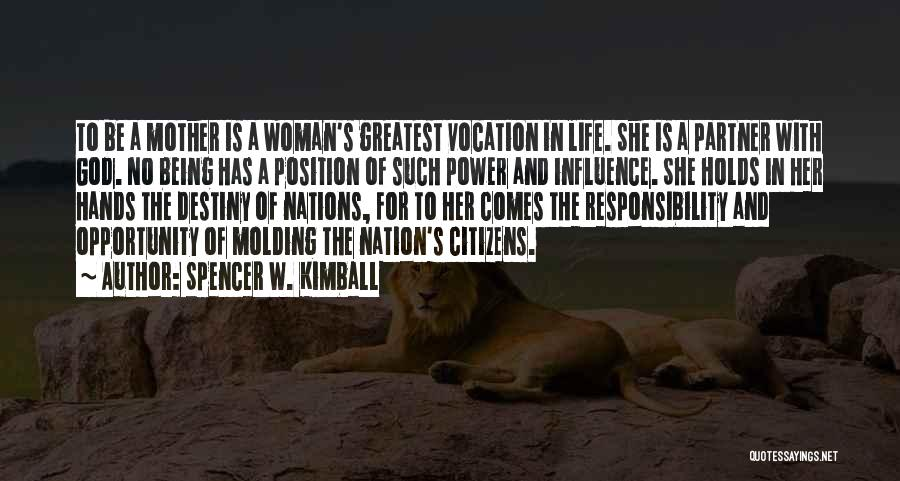 Spencer W. Kimball Quotes 1651914