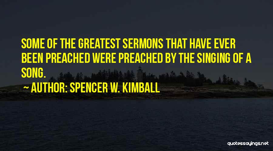Spencer W. Kimball Quotes 1668749