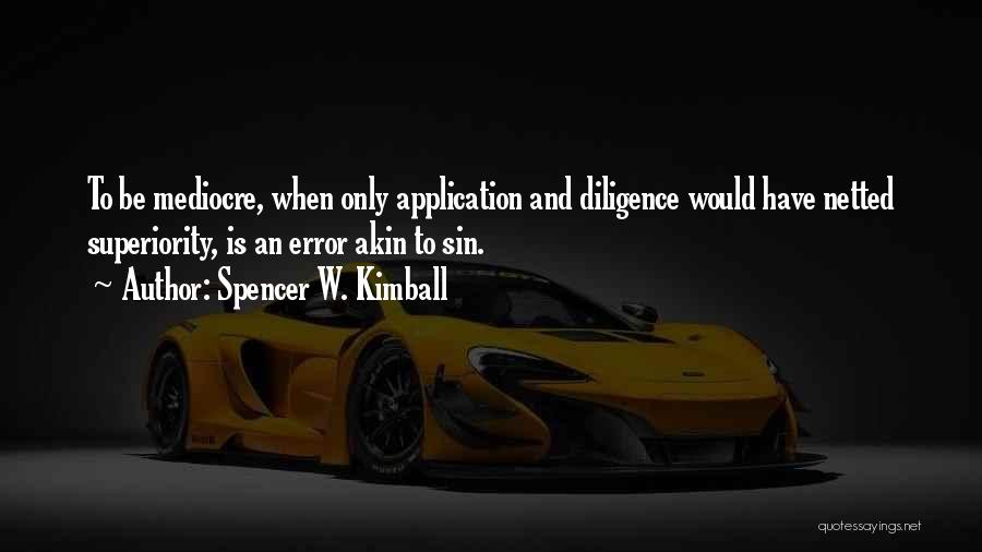 Spencer W. Kimball Quotes 180560