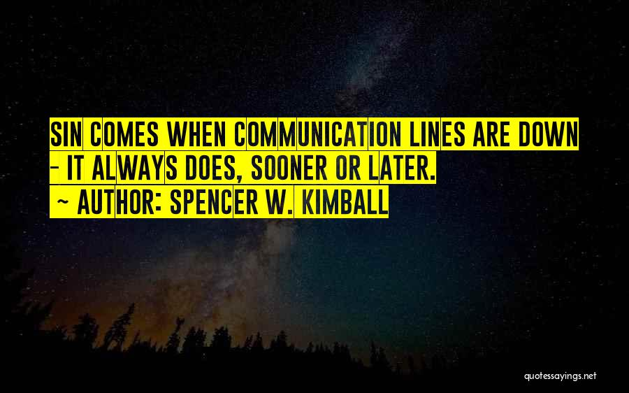 Spencer W. Kimball Quotes 1972729