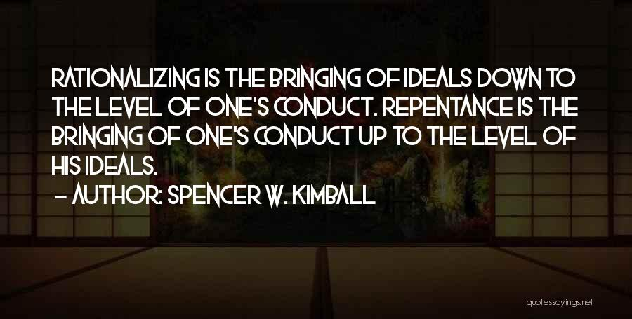 Spencer W. Kimball Quotes 2051284