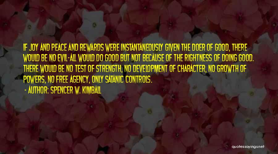 Spencer W. Kimball Quotes 2131149