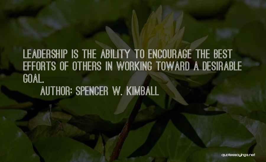 Spencer W. Kimball Quotes 2143360