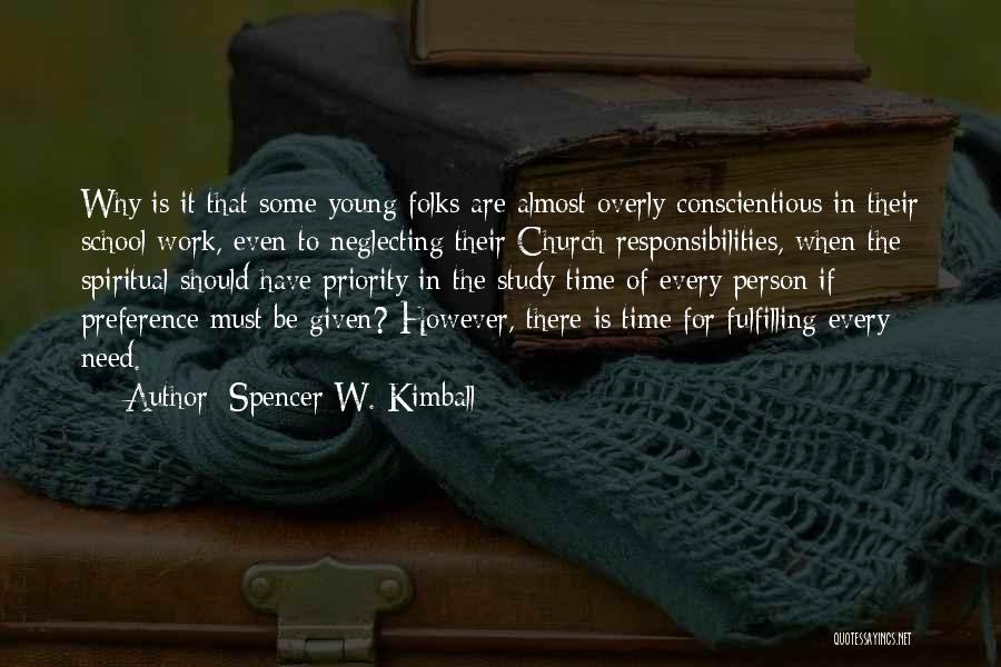 Spencer W. Kimball Quotes 2194598