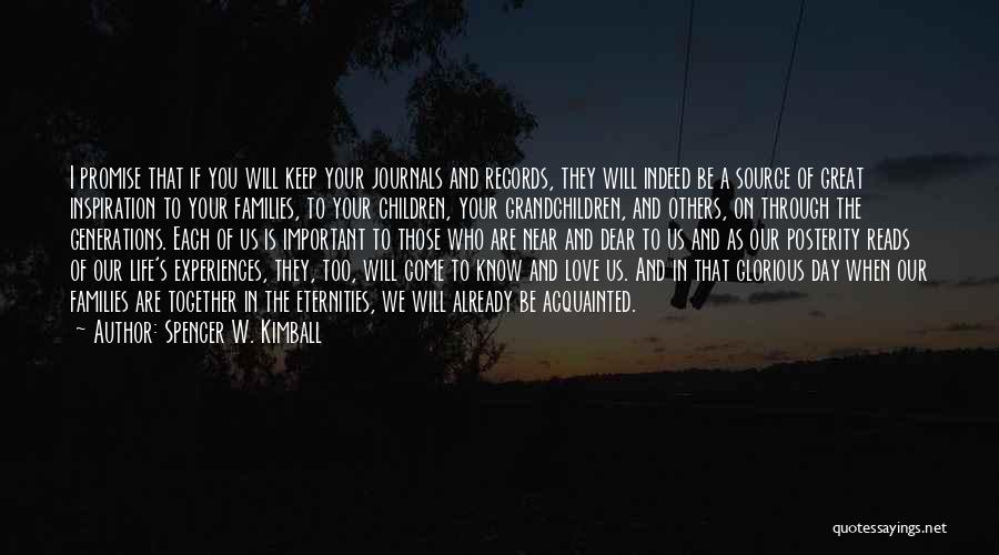 Spencer W. Kimball Quotes 243822
