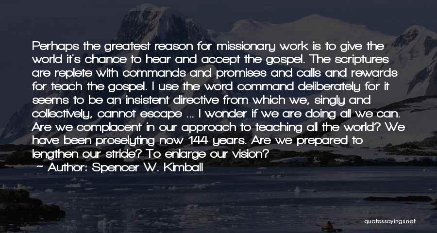 Spencer W. Kimball Quotes 356892