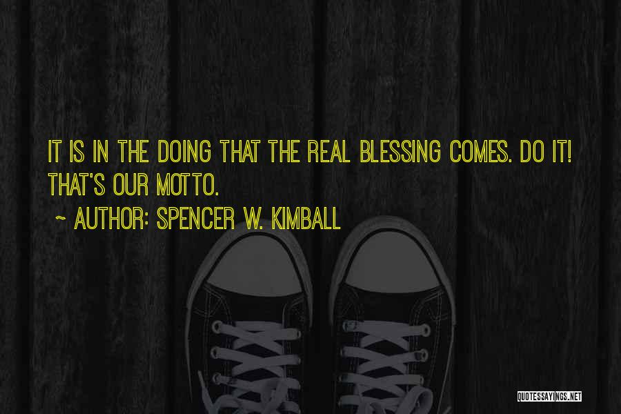 Spencer W. Kimball Quotes 364651