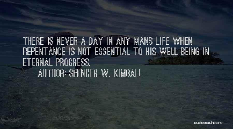 Spencer W. Kimball Quotes 380132