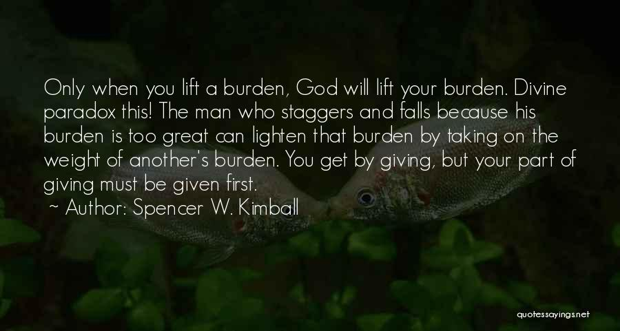 Spencer W. Kimball Quotes 394460