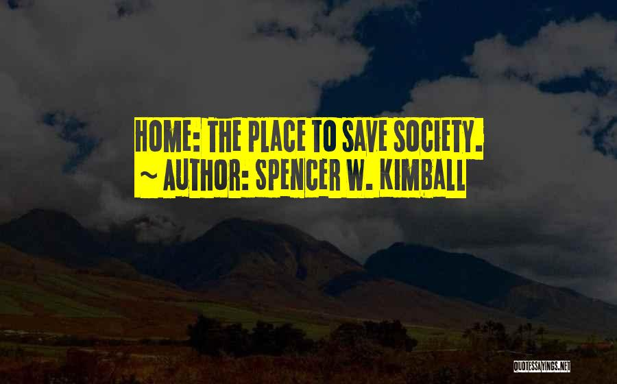 Spencer W. Kimball Quotes 400171