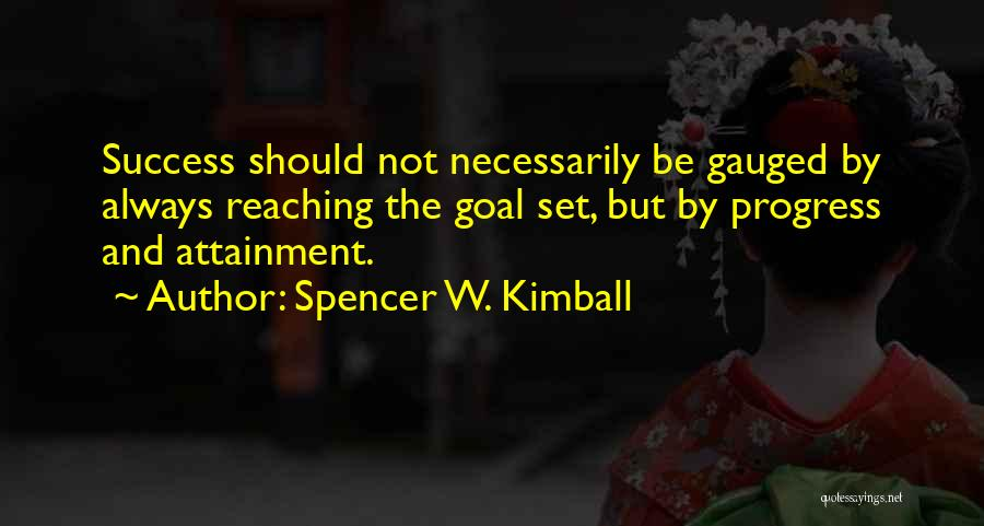 Spencer W. Kimball Quotes 452515