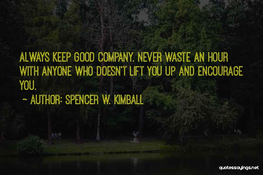 Spencer W. Kimball Quotes 527103