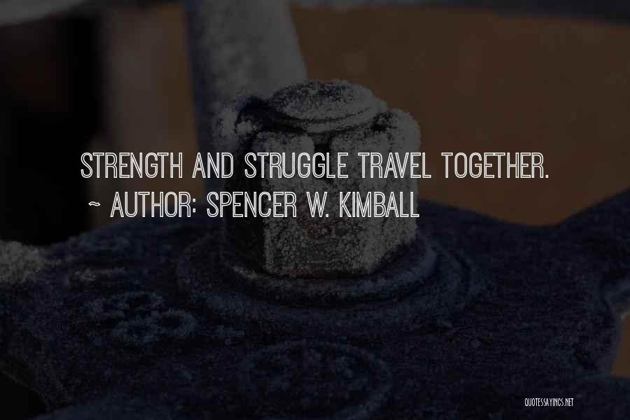 Spencer W. Kimball Quotes 582690