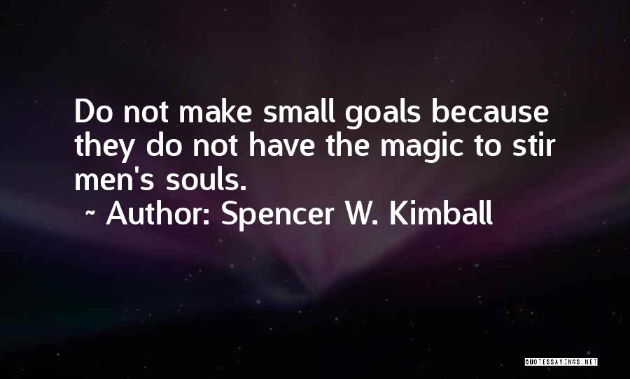 Spencer W. Kimball Quotes 677320