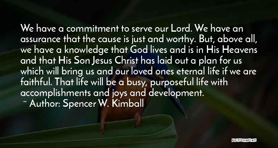 Spencer W. Kimball Quotes 745684