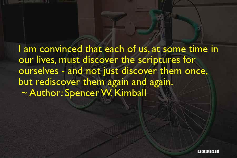 Spencer W. Kimball Quotes 868639
