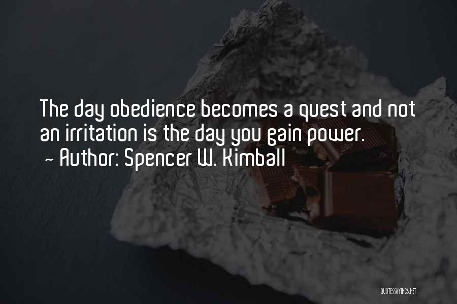 Spencer W. Kimball Quotes 906674