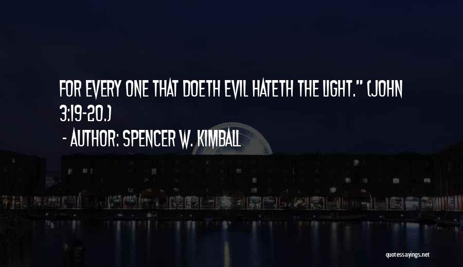 Spencer W. Kimball Quotes 977132