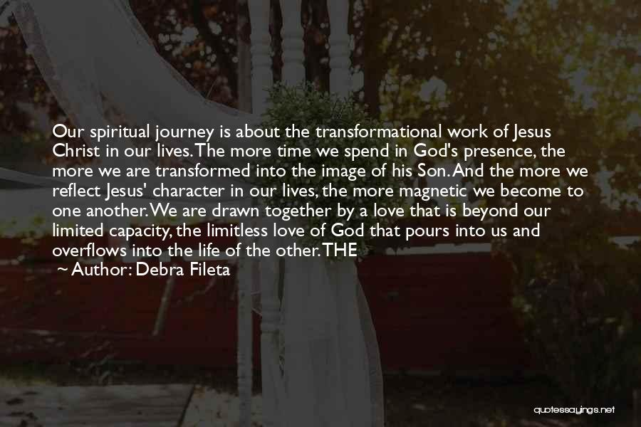 Spend Our Lives Together Quotes By Debra Fileta