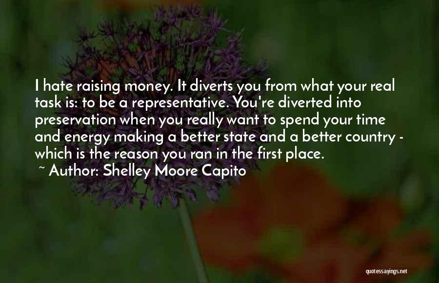 Spend The Money Quotes By Shelley Moore Capito