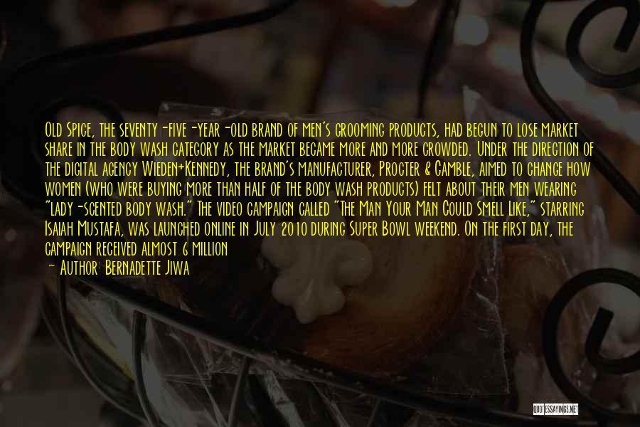 Spice 1 Quotes By Bernadette Jiwa