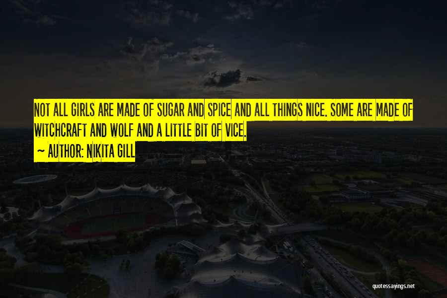 Spice 1 Quotes By Nikita Gill