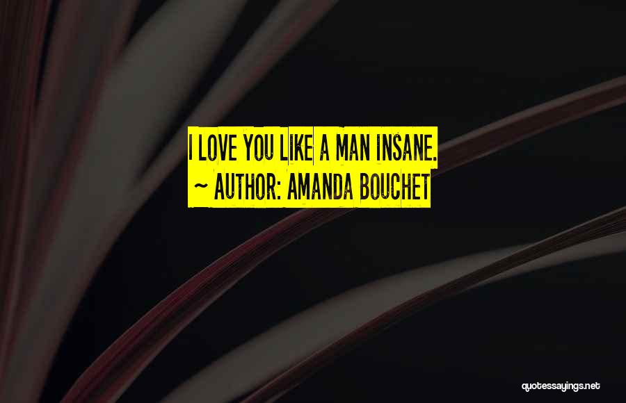 Spiders And Love Quotes By Amanda Bouchet