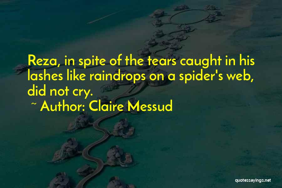 Spider's Web Quotes By Claire Messud