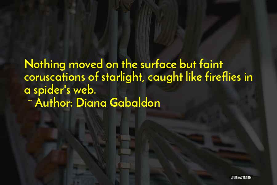 Spider's Web Quotes By Diana Gabaldon