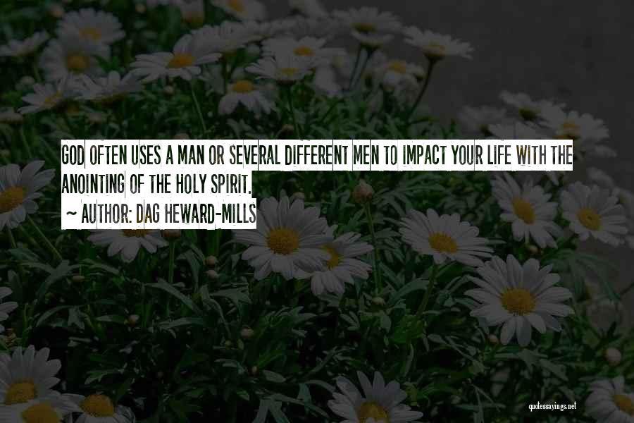 Spirit Life Quotes By Dag Heward-Mills