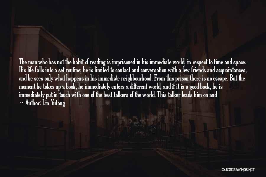 Spirit Life Quotes By Lin Yutang