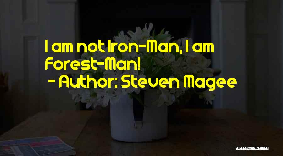Spirit Life Quotes By Steven Magee