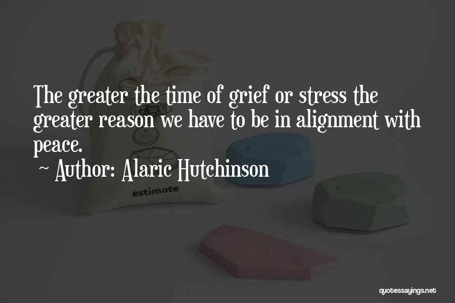 Spiritual Energy Healing Quotes By Alaric Hutchinson
