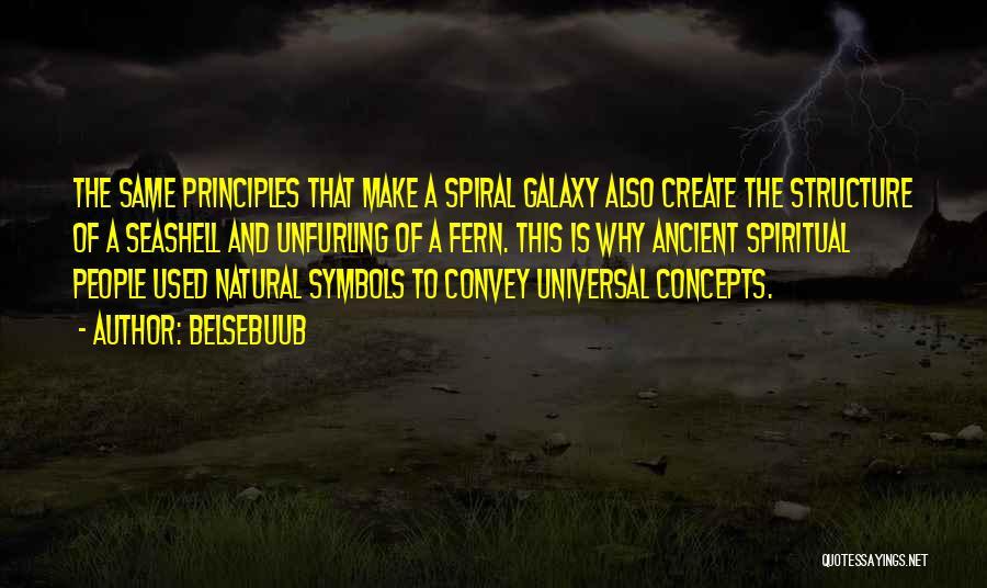 Spiritual Principles Quotes By Belsebuub