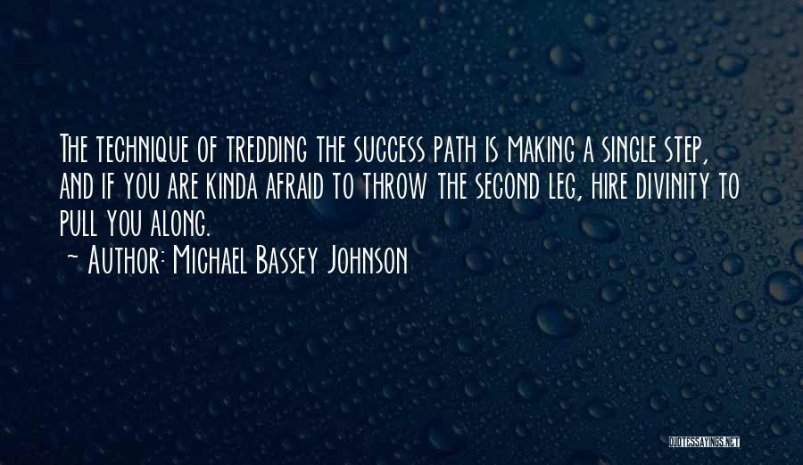 Spiritual Principles Quotes By Michael Bassey Johnson