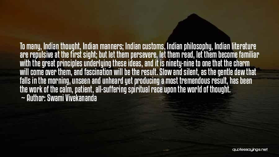 Spiritual Principles Quotes By Swami Vivekananda