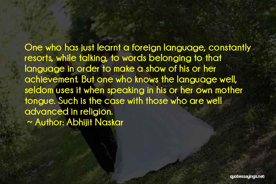 Spirituality And Religion Quotes By Abhijit Naskar