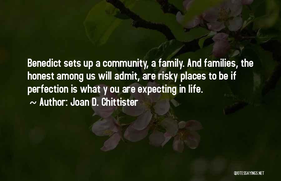 Spirituality And Religion Quotes By Joan D. Chittister