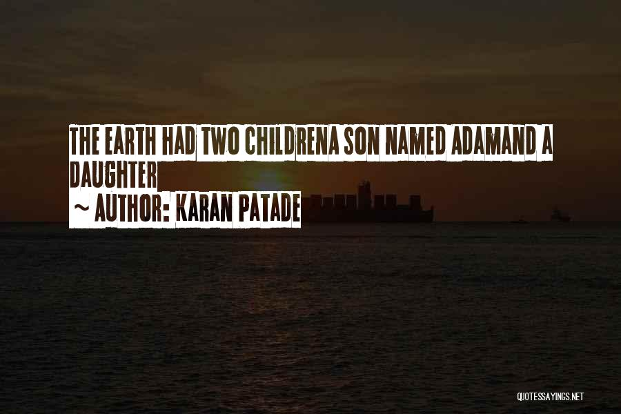 Spirituality And Religion Quotes By Karan Patade