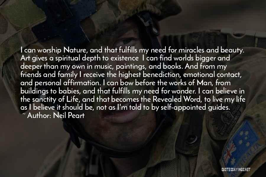 Spirituality And Religion Quotes By Neil Peart