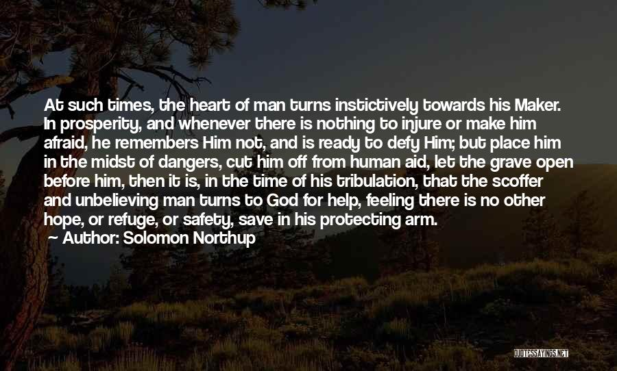Spirituality And Religion Quotes By Solomon Northup