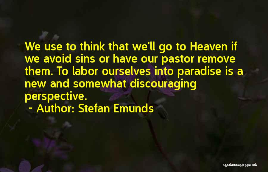 Spirituality And Religion Quotes By Stefan Emunds