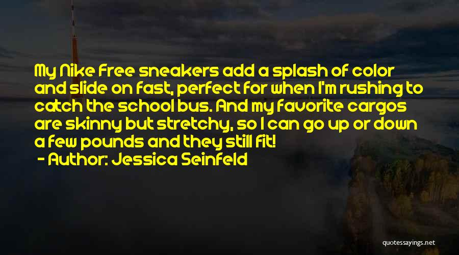 Splash Of Color Quotes By Jessica Seinfeld